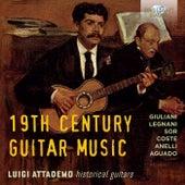 19th Century Guitar Music by Luigi Attademo