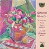 Schumann, Liszt, Reger & Schoeck: Romantic Silhouettes by Maria Kihlgren