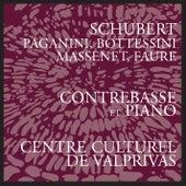 Schubert, Paganini, Bottessini, Massenet & Fauré: Works for Double Bass & Piano by Wolfgang Güttler