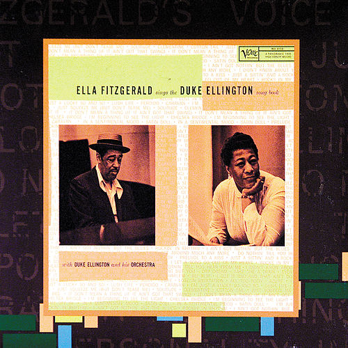 Sings The Duke Ellington Song Book by Ella Fitzgerald