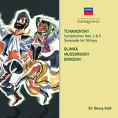 Tchaikovsky: Symphonies 2 & 5 / Russian Orchestral Works de Sir Georg Solti