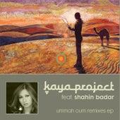 Ummah Oum Remixes EP by Kaya Project