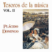 Tesoros de la Música Vol. II, Plácido Domingo de Various Artists