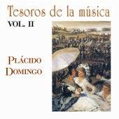 Tesoros de la Música Vol. II, Plácido Domingo by Various Artists