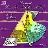 Rarities of Piano Music 2007 - Live Recordings from the Husum Festival by Various Artists