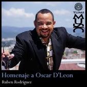 Homenaje a Oscar d'Leon de Various Artists