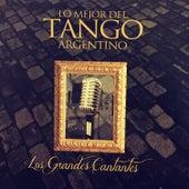 Los Grandes Cantantes: Lo Mejor del Tango Argentino by Various Artists