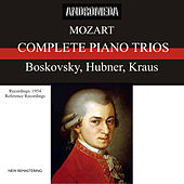 Mozart: Complete Piano Trios by Willi Boskovsky