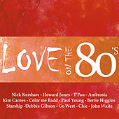 Love on the 80's de Various Artists