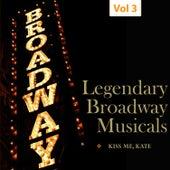 Legendary Broadway Musicals, Vol. 3 von Various Artists