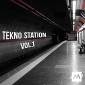 Tekno Station, Vol. 1 by Various Artists