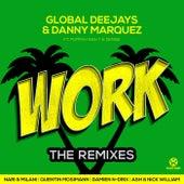 Work (Remixes) von Global Deejays