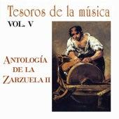 Tesoros de la Música Vol. V, Antología de la Zarzuela II de Various Artists