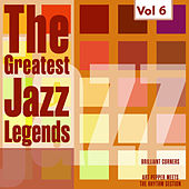 The Greatest Jazz Legends - Thelonius Monk, Art Pepper, Vol. 6 by Various Artists