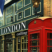 London Calling de Various Artists