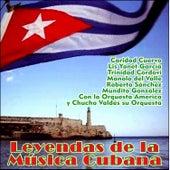 Leyendas de la Música Cubana by Various Artists