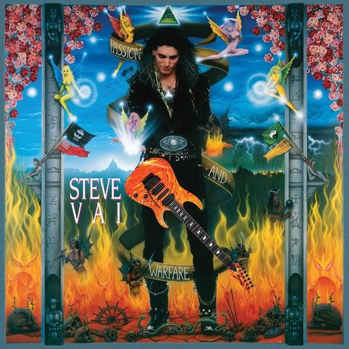 Passion & Warfare (25th Anniversary Edition) by Steve Vai