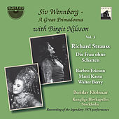 Siv Wennberg: A Great Primadonna, Vol. 3 by Various Artists
