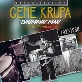 Gene Krupa: Drummin' Man de Gene Krupa