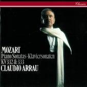 Mozart: Piano Sonatas Nos. 12 & 13 von Claudio Arrau