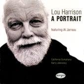 Lou Harrison - A Portrait von Barry Jekowsky