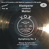 LP Pure, Vol. 26: Klemperer Conducts Mahler (Recorded 1951) by Various Artists