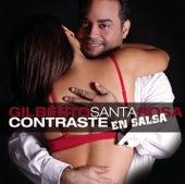 Contraste En Salsa de Gilberto Santa Rosa
