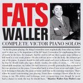 Complete Victor Piano Solos (Bonus Track Version) by Fats Waller