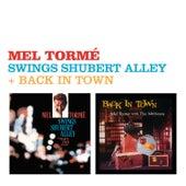 Swings Shubert Alley + Back in Town (feat. Art Pepper & Marty Paich) by Mel Tormè