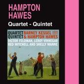 Quartet & Quintet (with Shelly Manne) by Hampton Hawes