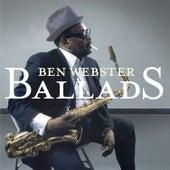 Ballads by Ben Webster