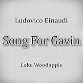Song for Gavin (Piano Solo) by Luke Woodapple