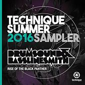 Rise of the Black Panther (Technique Summer 2016 Sampler) by Drumsound & Bassline Smith