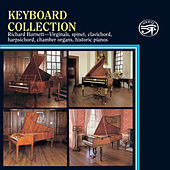 Keyboard Collection: Historic Instruments von Richard Burnett