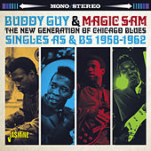 The New Generation of Chicago Blues by Various Artists