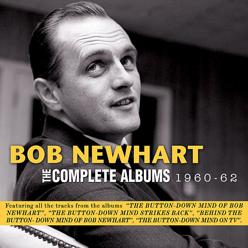 The Complete Albums 1960-62 by Bob Newhart