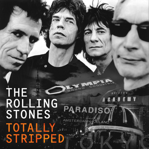 The Rolling Stones Totally Stripped de The Rolling Stones