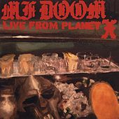 Live from Planet X - Single de MF DOOM