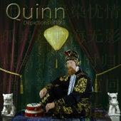 Depictions of Wǔ by Quinn