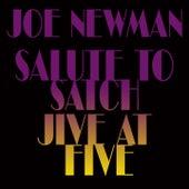 Joe Newman: Salute to Satch / Jive at Five by Joe Newman