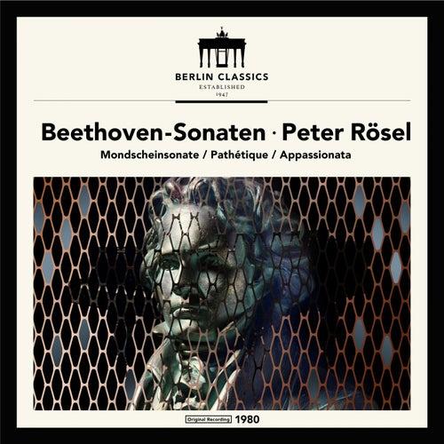 Beethoven: Piano Sonatas by Peter Rösel