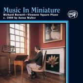 Music in Miniature by Richard Burnett