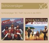 Zillertaler Schürzenjäger 92 / Treff' ma uns in der Mitt'n by Schürzenjäger