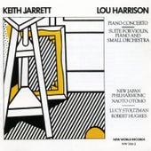 Lou Harrison: Piano Concerto/Suite for Violin, Piano & Small Orchestra by Keith Jarrett