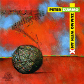 Peter Zummo: Zummo With An X de Various Artists