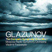 Glazunov: The Complete Symphony Collection by Moscow Radio Symphony Orchestra
