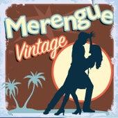Merengue Vintage by Various Artists