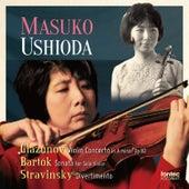 Glazunov, Bartok & Stravinsky by Various Artists