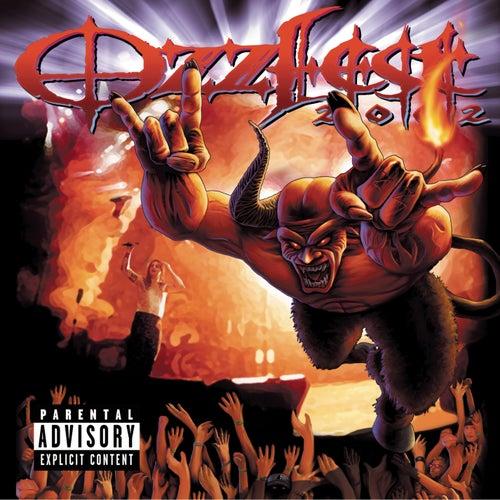 Ozzfest 2002 Live Album by Various Artists