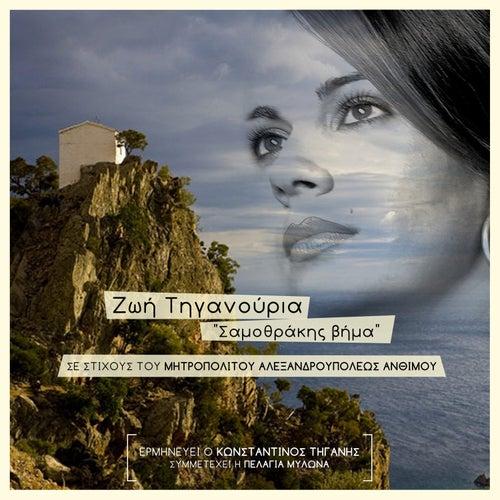Samothrace's Step [Σαμοθράκης Βήμα] by Zoe Tiganouria (Ζωή Τηγανούρια)